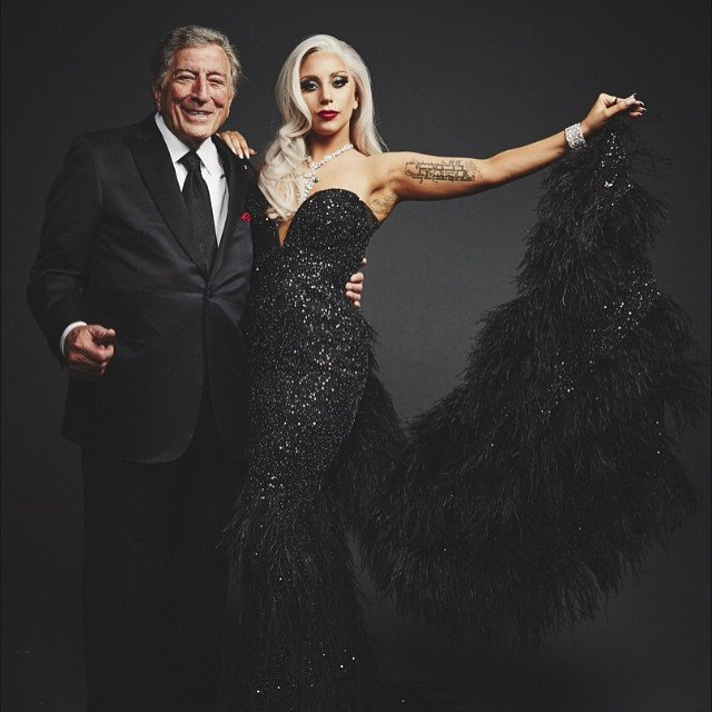 Tony Bennet and Lady Gaga --  Best Traditional Pop Vocal Album
