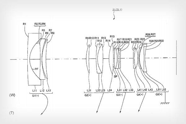 Nikon Patents a 24-70mm f/2.8 Phase Fresnel Lens