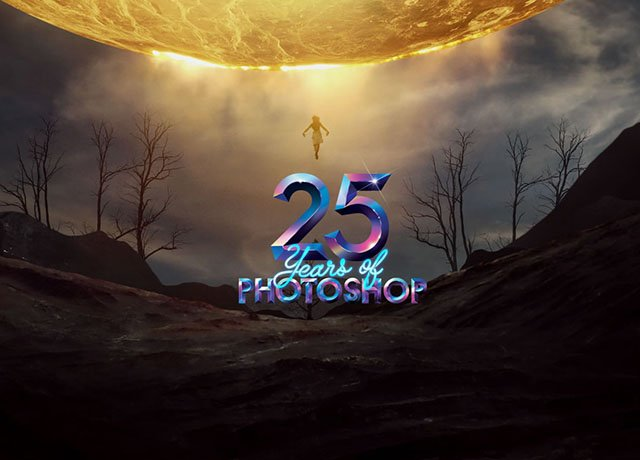 Happy Birthday, Photoshop! Here's a Look Back on 25 Years of Digital Photo Editing
