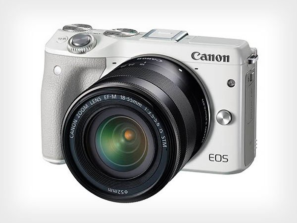 Canon EOS-M3 Photos Leak, Showing a More Serious Camera with a New Grip and Dials