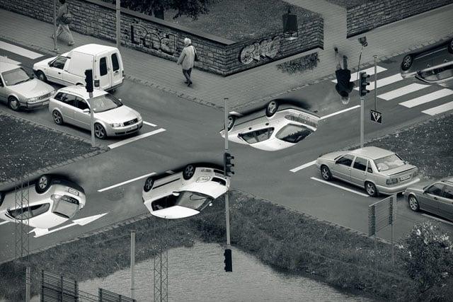 Common-crossing