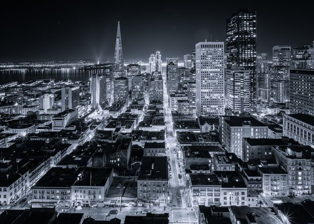'Gotham City SF' Offers a Dark and Gritty View of the City by the Bay