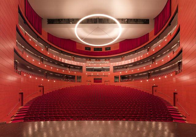 Grand Théâtre de Provence in Aix-en-Provence