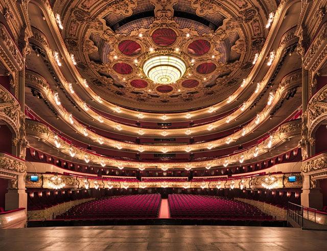 Gran Teatre del Liceu in Barcelone