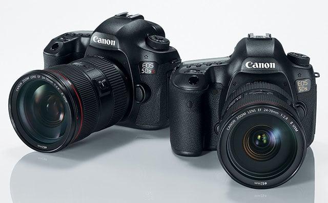 Canon 5DS and 5DS R: The World's Highest Resolution Full Frame DSLRs