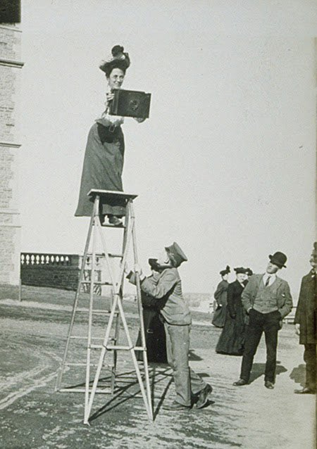 Beals at the Louisiana Purchase Exposition in 1904
