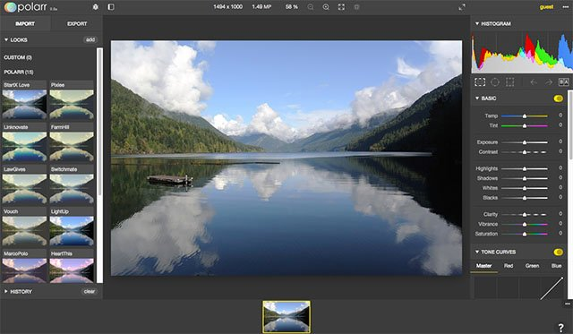 Polarr Unveils Version 2 0 of Its Online Photo Editor with
