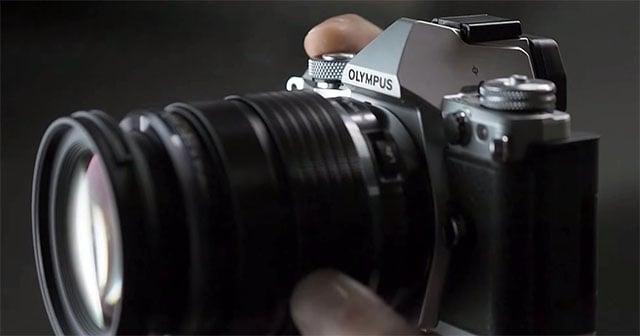 Olympus to Make 40MP Sensor Shift Photos Possible During Handheld Shooting