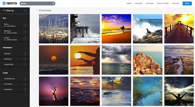 Twenty20 is the World's Largest Crowdsourced Stock Photo Catalog