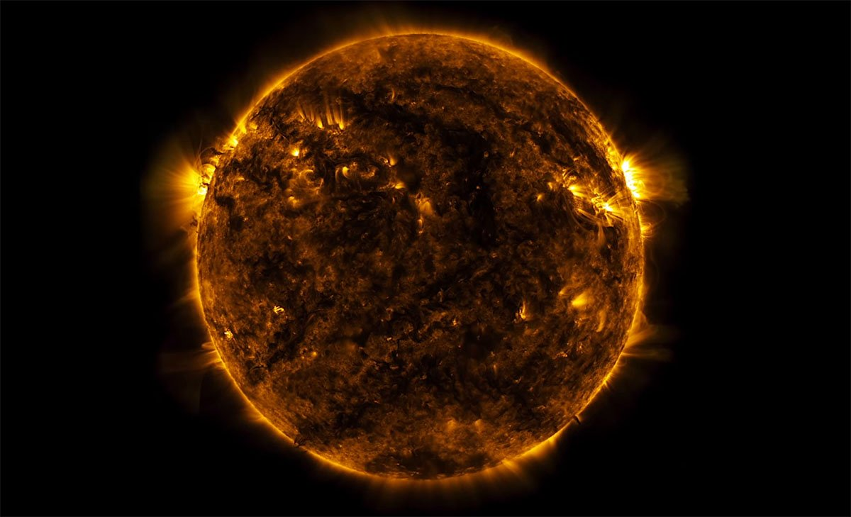 This NASA Time-Lapse Shows 5 Years of Our Sun's Life in 3 Glorious Minutes