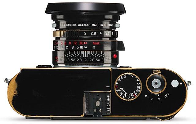 LEICA M-P 'CORRESPONDENT' Designed by Lenny Kravitz ライカM-P(Typ240) レニー・クラビッツ エディション