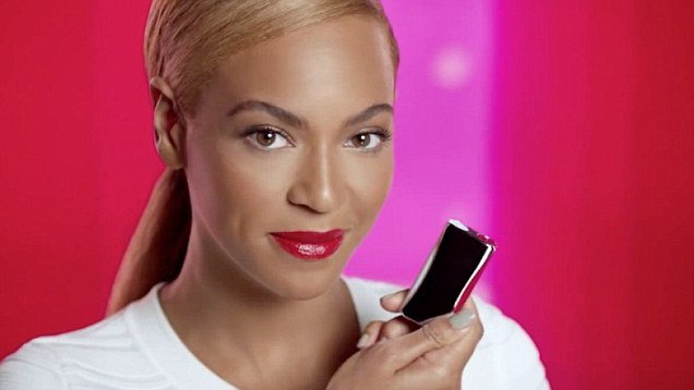 Beyonce is the latest celebrity to have unretouched portraits leak and
