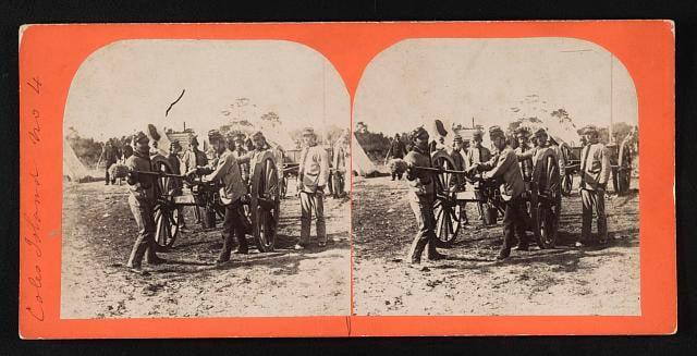Grandma Sells Trove of Rare Civil War-Era Photos to the Library of Congress