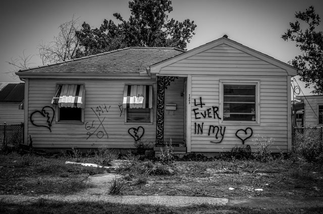 Crushed Dreams and Moldy Memories: The Messages on Homes ...
