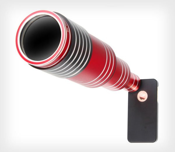 Here's an 80x Super-Telephoto Lens for Smartphones