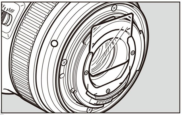 Did You Know About the Rear Gelatin Filter Slot on Some Wide Angle Lenses?