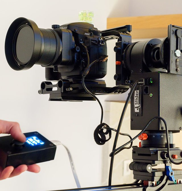 Quicklapse: Capturing 8K Video with a Nikon D800 Using Burst Mode and Interpolation