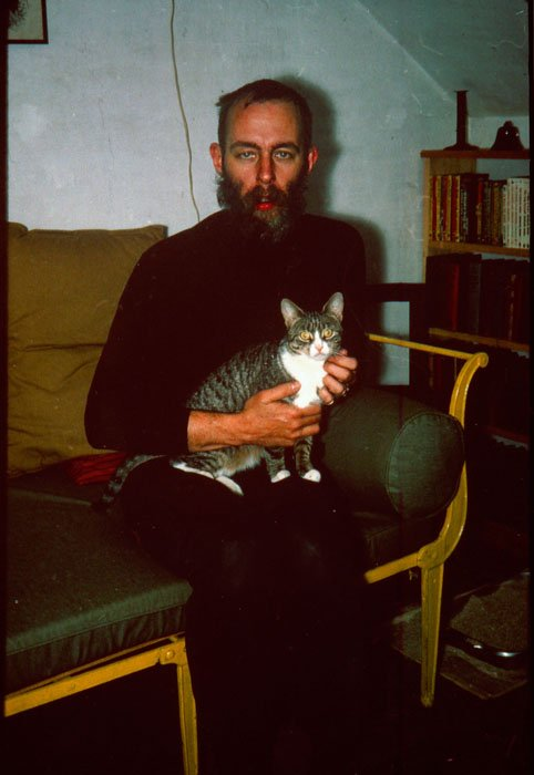 Edward Gorey. Photo by Eleanor Garvey; used by permission.