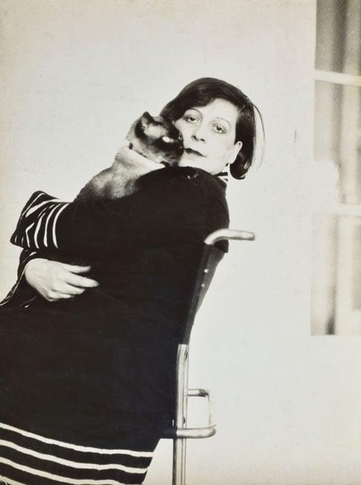 Florence Henri. Courtesy Archive Florence Henri/Martini & Ronchetti, Genoa.
