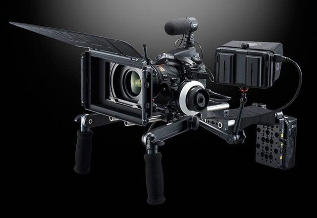 Nikon-D810-video-rig