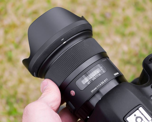 Sigma 24mm F 1 4 Art Lens Review One F Stop To Rule Them All