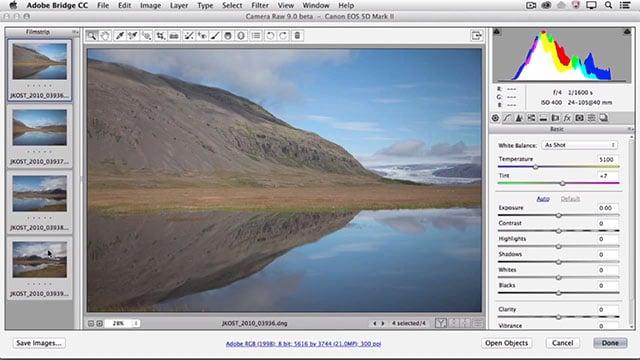 Adobe Camera Raw 6 6 - фото 3