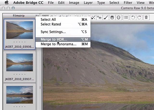 Adobe Camera Raw 9 - фото 7