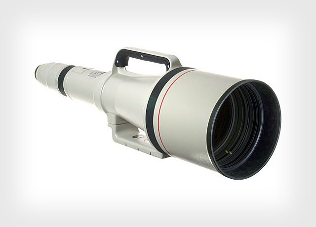 B&H is Selling a Used Canon 1200mm f/5.6L Lens for Just $180,000
