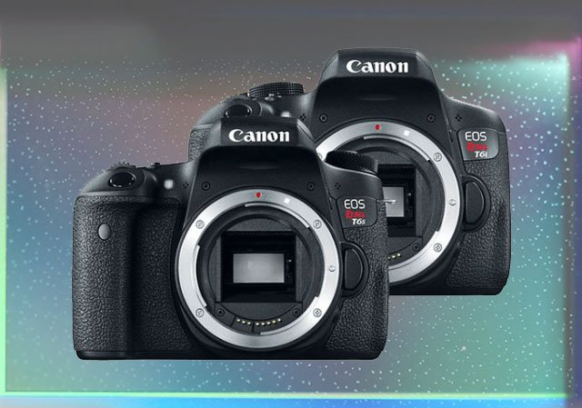 Some Canon T6 DSLRs May Have a Sensor Issue