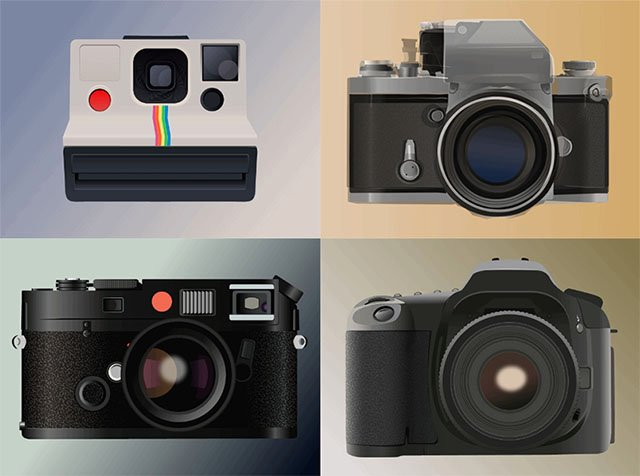 These Animated GIFs Show the Evolution of Cameras Through History