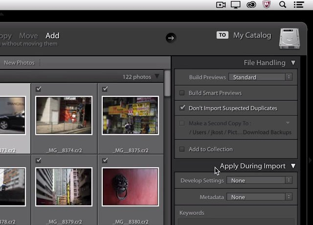 Lightroom CC Gem: You Can Now 'Add to Collection' When ...