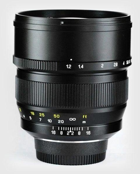 Mitakon Speedmaster 85mm f/1.2: A 'Dream' Portrait Lens from China