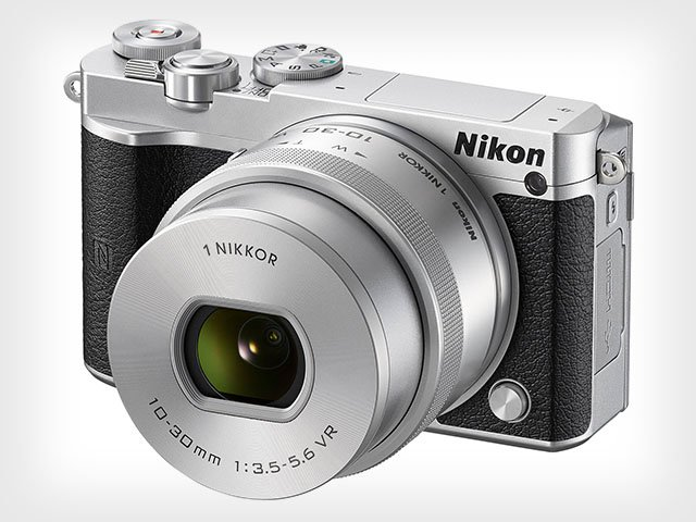Nikon 1 J5 Unveiled: Blazing Fast Shooting Speeds and 4K Video Recording… Kinda