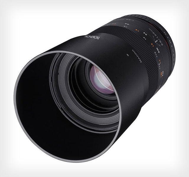 Samyang Announces the Rokinon 100mm f/2.8 Macro Lens for $549
