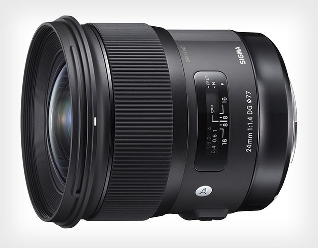 Testing the Sigma 24mm f/1.4 Art Lens Against Lenses by Major Manufacturers