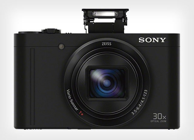 The Sony HX90V and WX500 Are the World's Smallest 30x Zoom Cameras