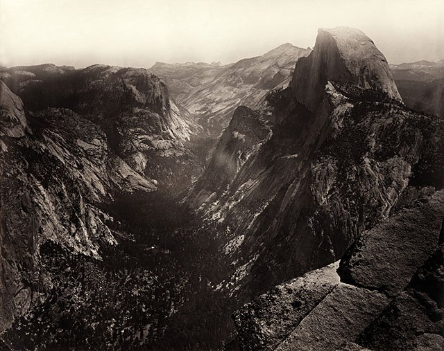 How an Unknown Photographer Named Carleton E. Watkins Helped Save Yosemite
