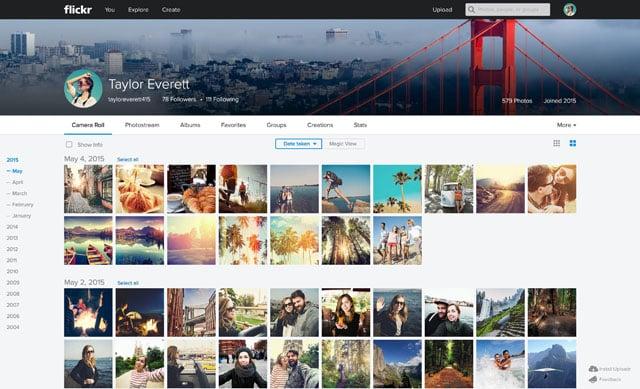Flickr_Web_Camera Roll