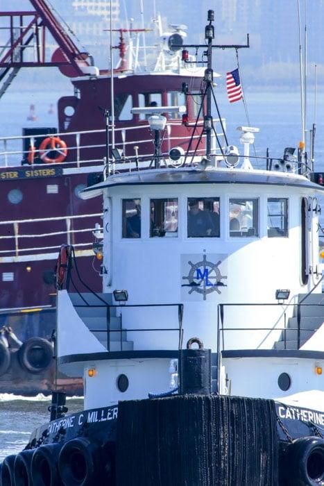 Two Tugboats