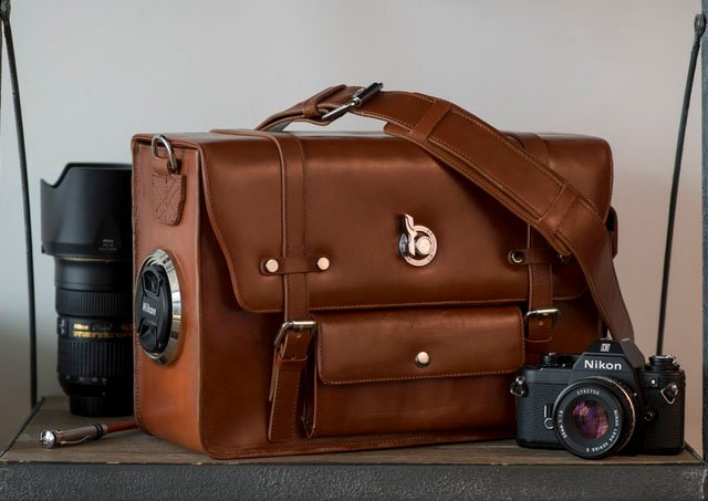 Emissary Camera Bags Feature A Stylish Design And An