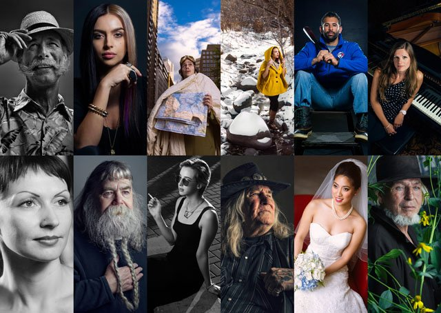 7 Things I Learned From Shooting One Portrait a Day for a Whole Year