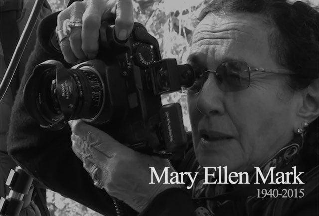Legendary Photographer Mary