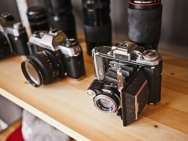 Film vs  Digital: A Comparison of the Advantages and