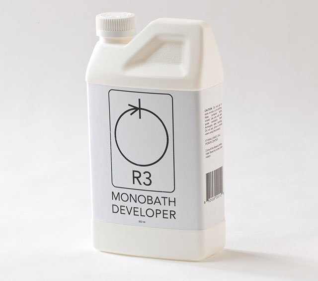 R3 Monobath Developer Lets You Process Your Film with One Chemical Bath