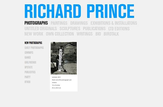 Opinion: Richard Prince is a