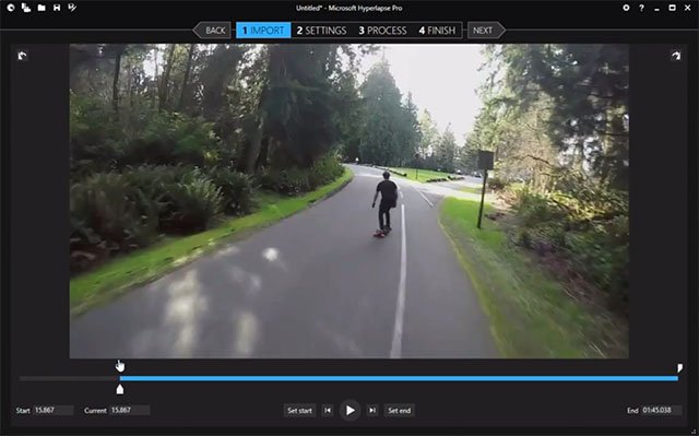 Microsoft Launches Hyperlapse to Turn First-Person Videos Into Stabilized Time-Lapses