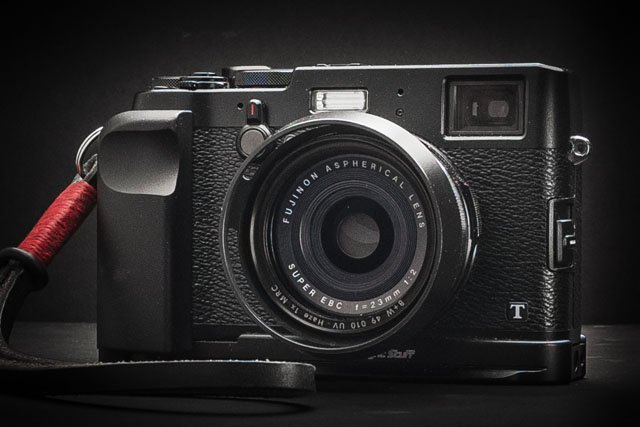 The Myth of More (Not Just Another Fuji X100T Review)