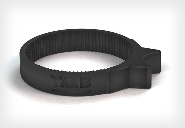 TAAB is a Universal Lens Tab That Puts Manual Focus Control At Your Fingertip