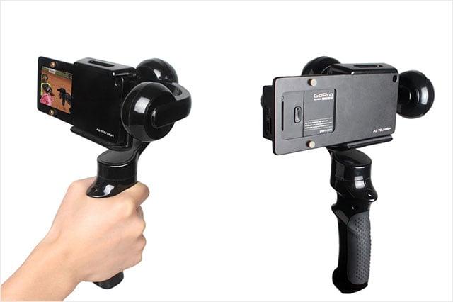 Hàng hot: Gậy tự sướng được trang bị hệ thống chống rung 3 trục như máy ảnh mirorrless - 76661