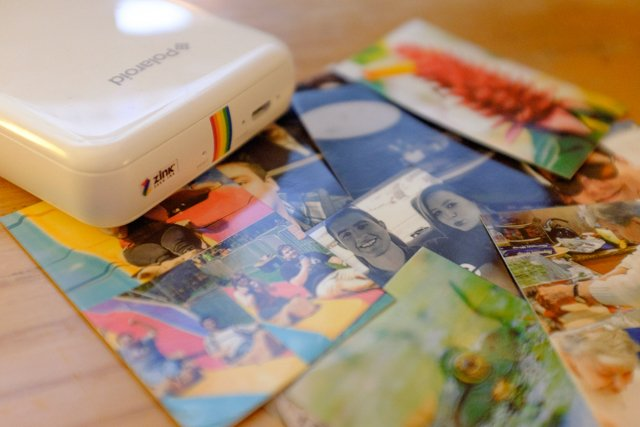 Review: Polaroid\u0026#39;s ZIP Instant Photo Printer is the Perfect Pocket ...